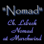 Ch Lebeck Nomad at Marchwind - Seal Irish Italian Greyhound